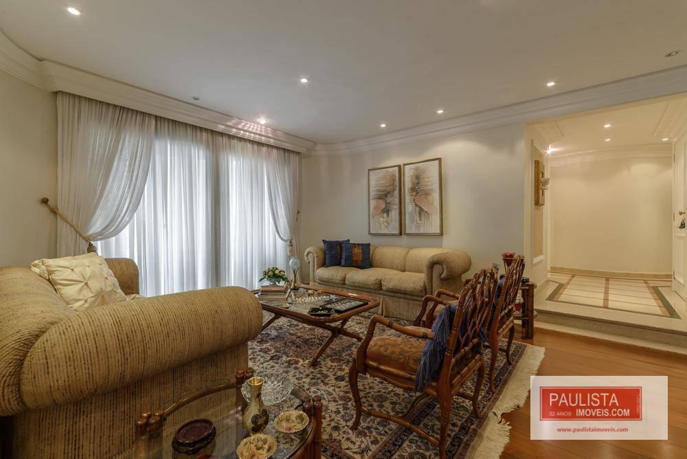 Apartamento 257m² Alto padrão 4 suítes 4 vagas Moema Índios