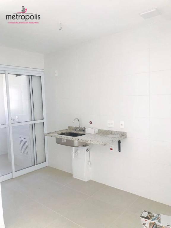 Apartamento residencial à venda, Cerâmica, São Caetano do Sul.