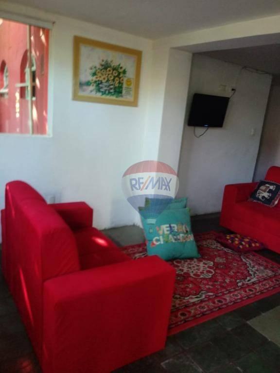 Flat com 2 dormitórios à venda, 23 m² por R$ 160.000,00 - Maracaípe - Ipojuca/PE