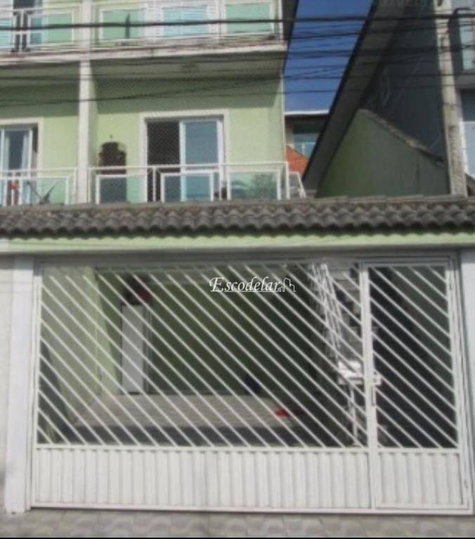 Sobrado com 3 dormitórios à venda, 135 m² por R$ 470.000,00 - Centro - Arujá/SP