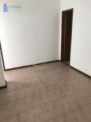 Apartamento com 2 dormitórios para alugar, 70 m² por R$ 1.500/mês - Itaipu - Niterói/RJ