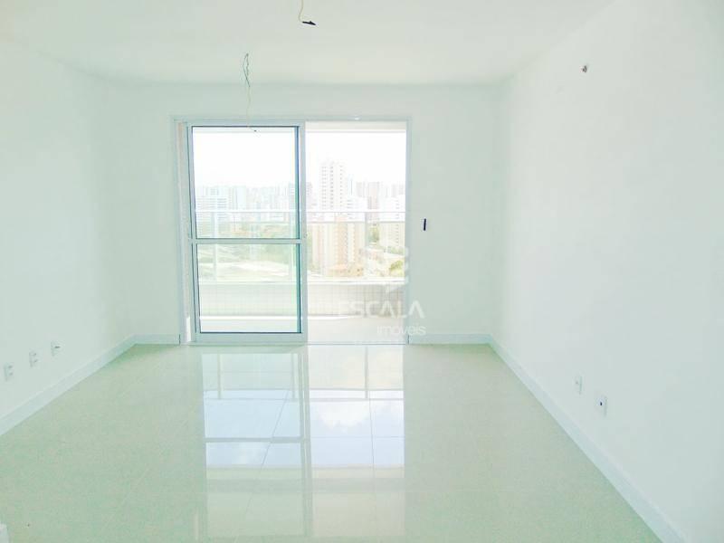 Apartamento com 3 quartos à venda, 69 m², 2 vagas, área de lazer, financia - Guararapes - Fortaleza/CE