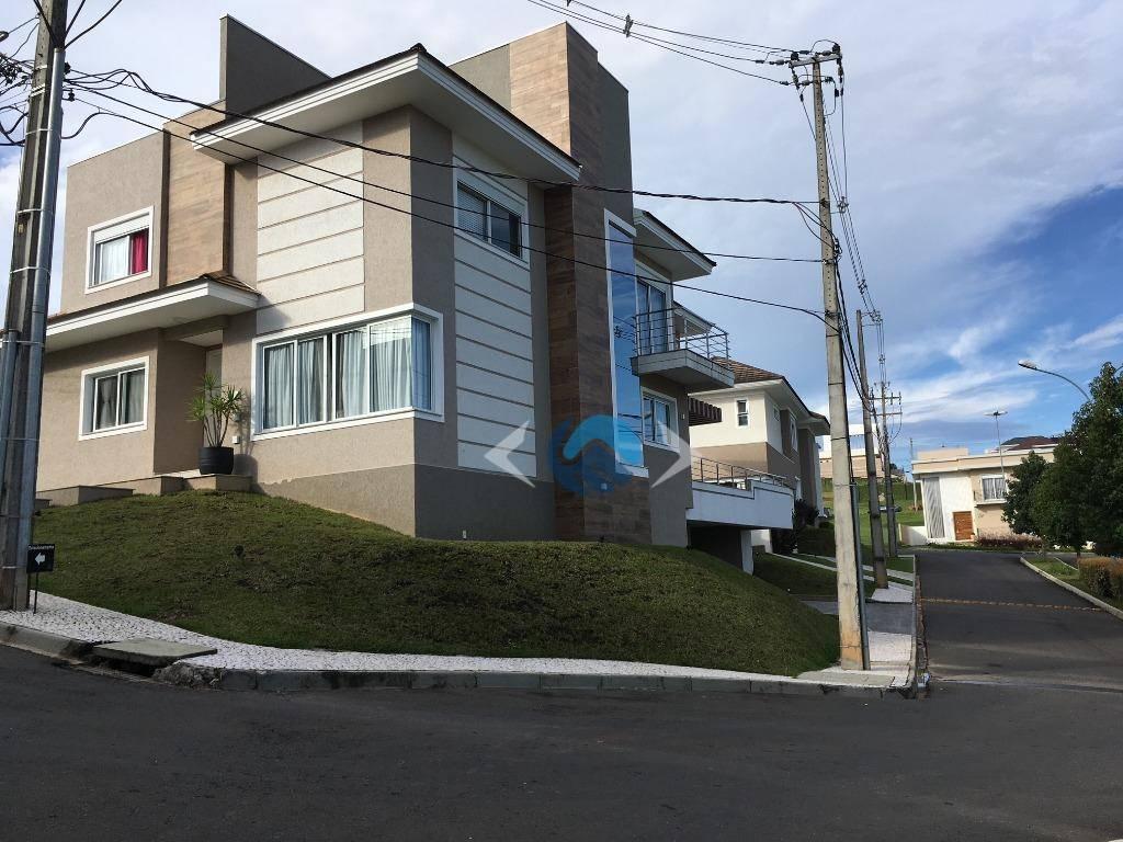 Casa residencial à venda, Estrela, Ponta Grossa.