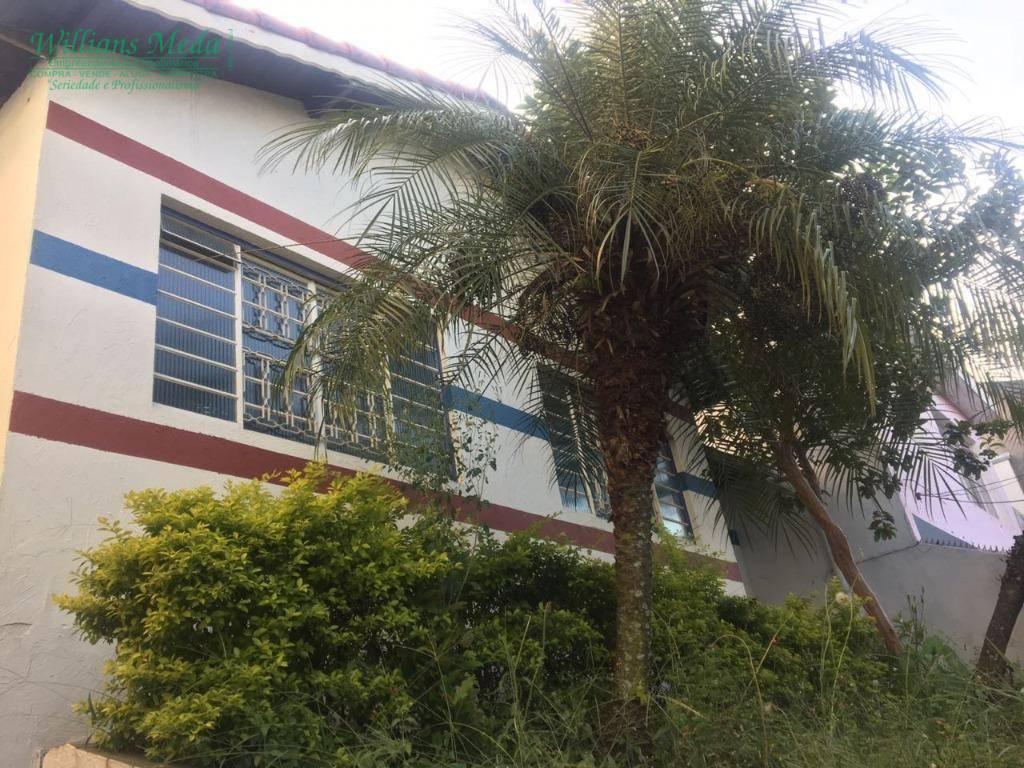 Casa comercial para locação, Jardim Pinhal, Guarulhos - CA0597.