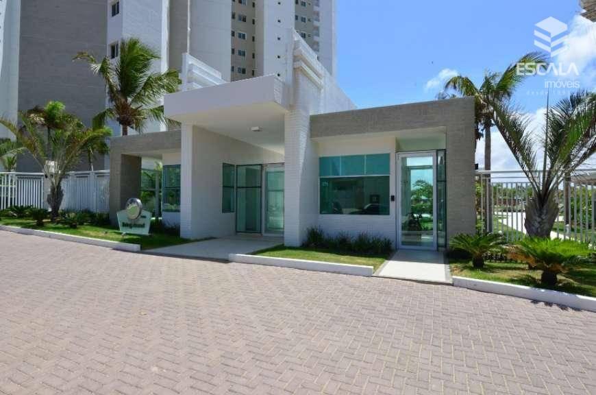 Apartamento com 3 quartos à venda, 145 m², gabinete, área de lazer, 3 vagas, financia - Cocó - Fortaleza/CE