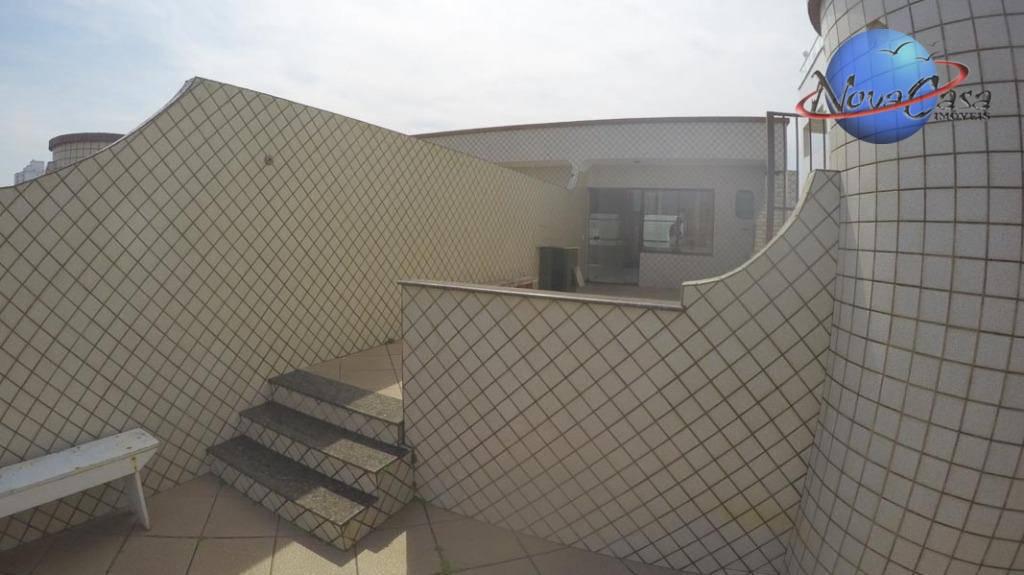 Casa para alugar, 180 m² por R$ 2.800,00/mês - Vila Guilhermina - Praia Grande/SP