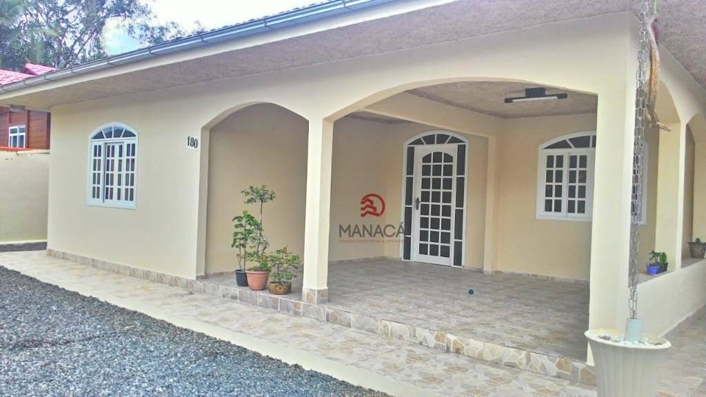 Casa com 3 dormitórios à venda, 177 m² por R$ 450.000,00 - Imigrantes - Guaramirim/SC