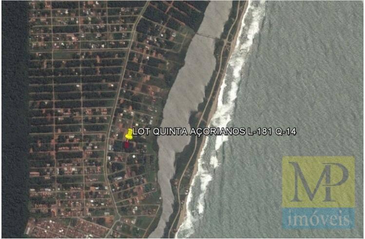 Terreno residencial à venda, Quinta dos Açorianos, Barra Velha.
