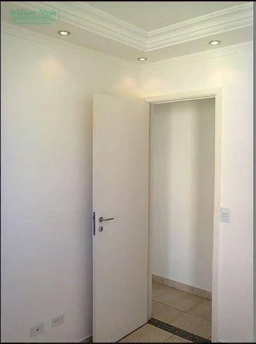 Apartamento à venda, 47 m² por R$ 265.000 - Macedo - Guarulhos/SP