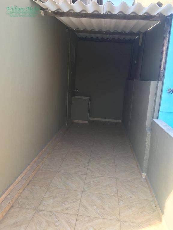 Sobrado residencial para locação, Jardim Testae, Guarulhos.