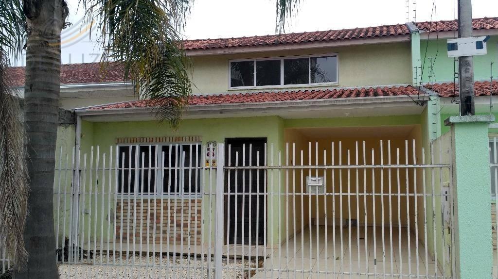 Casa residencial à venda, Boneca do Iguaçu, São José dos Pin
