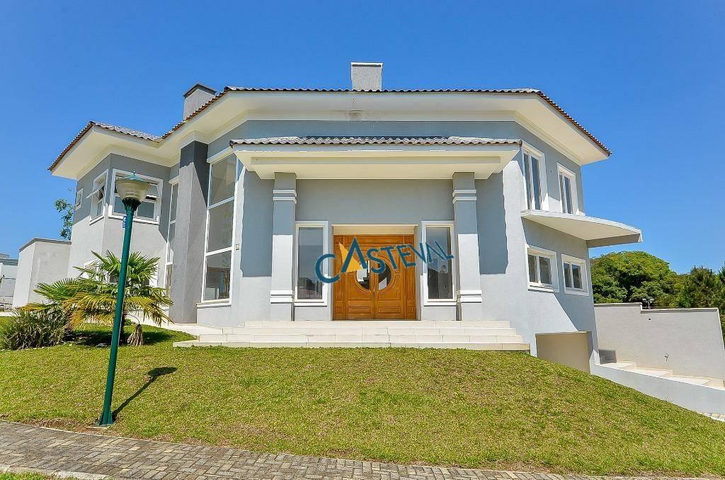 CA0143-CST, Casa de 4 quartos, 404 m² à venda no Santa Felicidade - Curitiba/PR