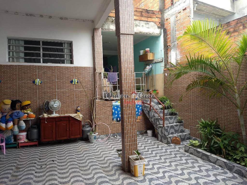 Casa residencial à venda, Parque Mikail, Guarulhos.