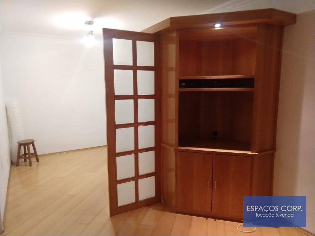 Apartamento com 2 dormitórios para alugar, 65 m² por R$ 1.300/mês - Jardim Marajoara - São Paulo/SP