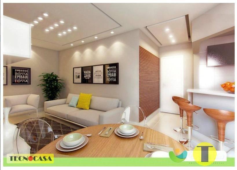 Apartamento em Lançamento à Venda, Vila Guilhermina, Praia Grande.