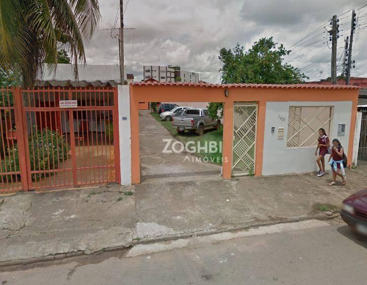 Casa com 4 dormitórios à venda por R$ 380.000