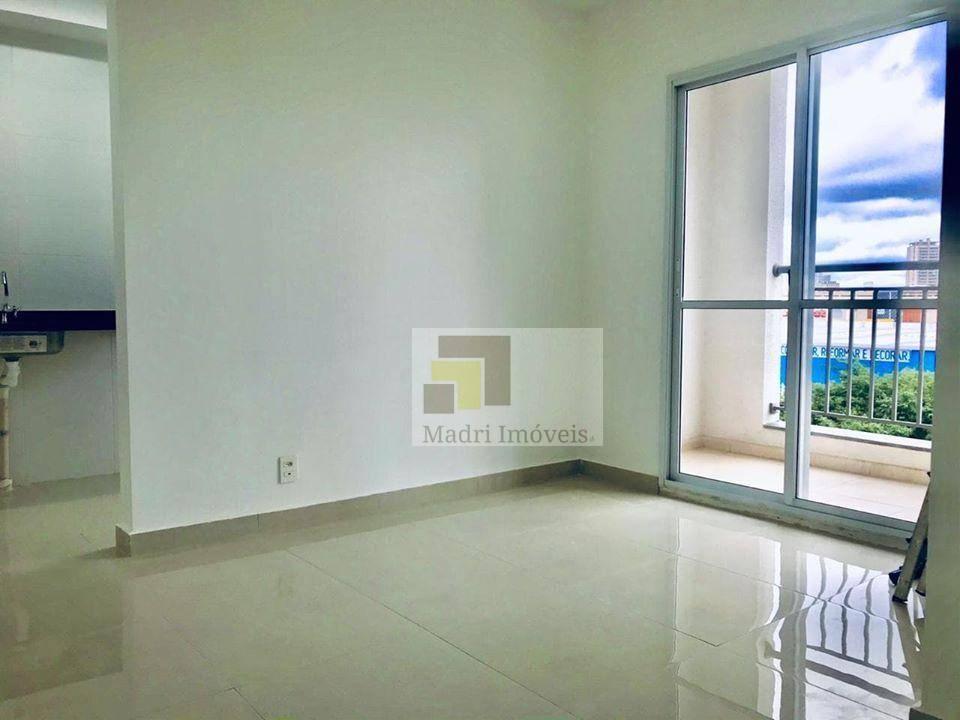 Apartamento com 2 dormitórios, 55 m² - venda por R$ 420.000,00 ou aluguel por R$ 2.000,00/mês - Continental - Osasco/SP