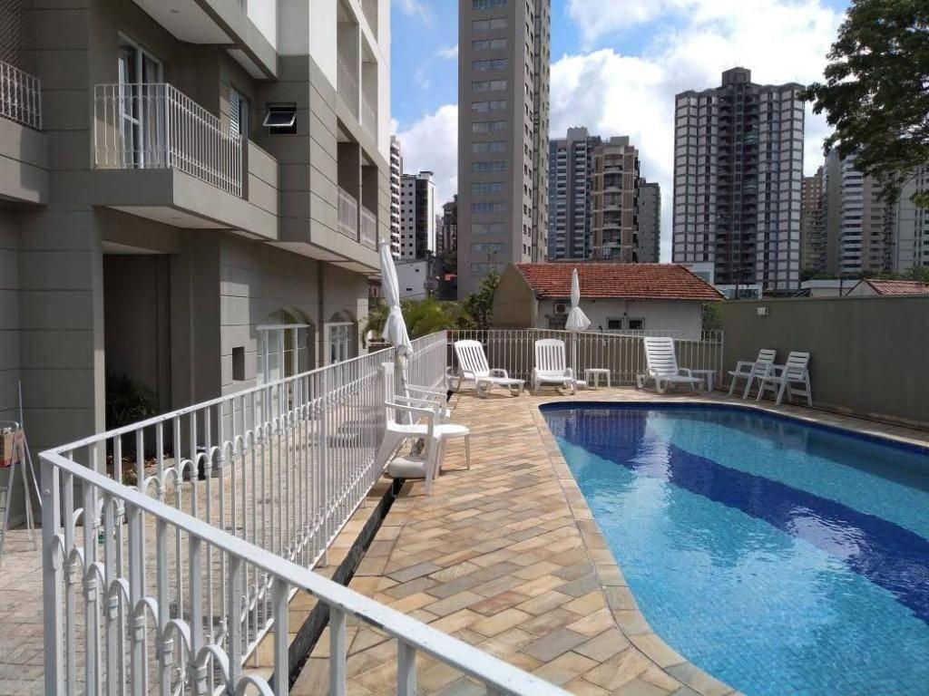 Apartamento com 3 dormitórios à venda, 72 m² por R$ 530.000 - Bairro Jardim - Santo André/SP