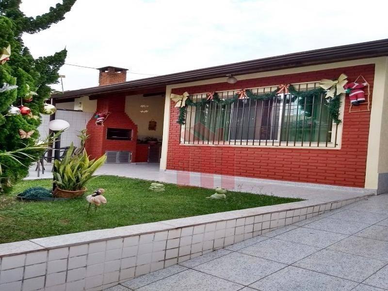 Casa no Oasis em Peruibe, 4 dormitórios, 2 Suites, 2 Vagas de garagem