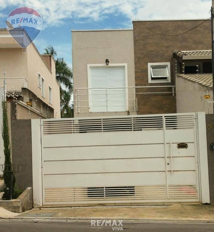 Casa a Venda em Atibaia - JD Paulista 3 suítes