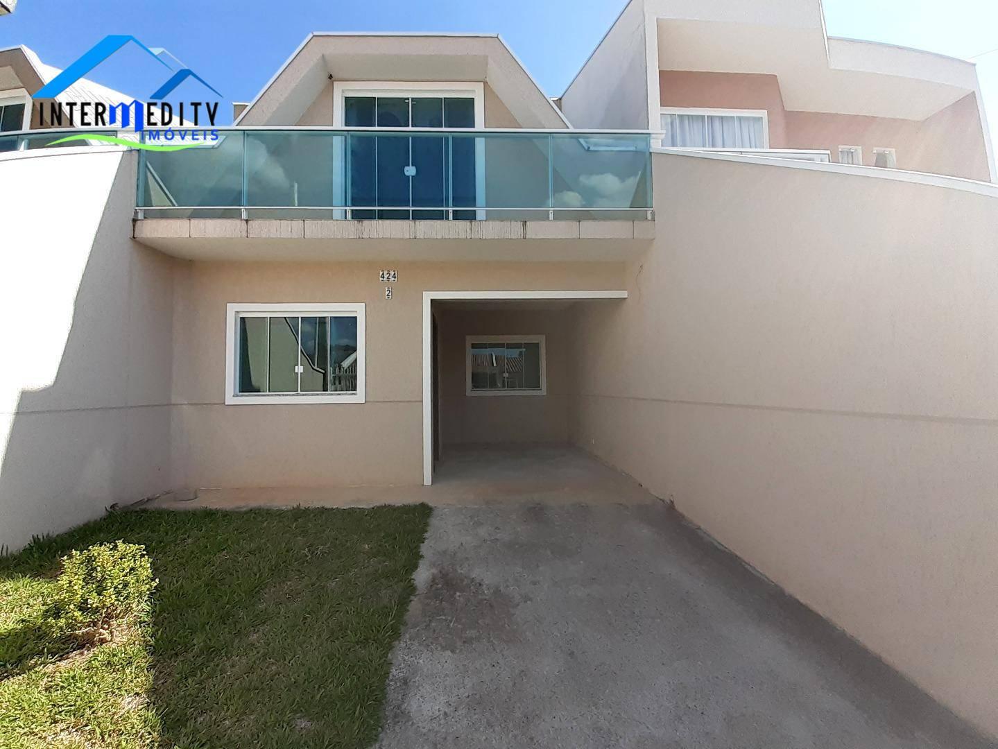 Sobrado com 3 dormitórios à venda, 107 m² por R$ 230.000,00 - Eucaliptos - Fazenda Rio Grande/PR