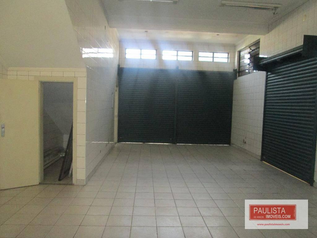 Galpão comercial à venda, Vila Santa Catarina, São Paulo - GA0386.