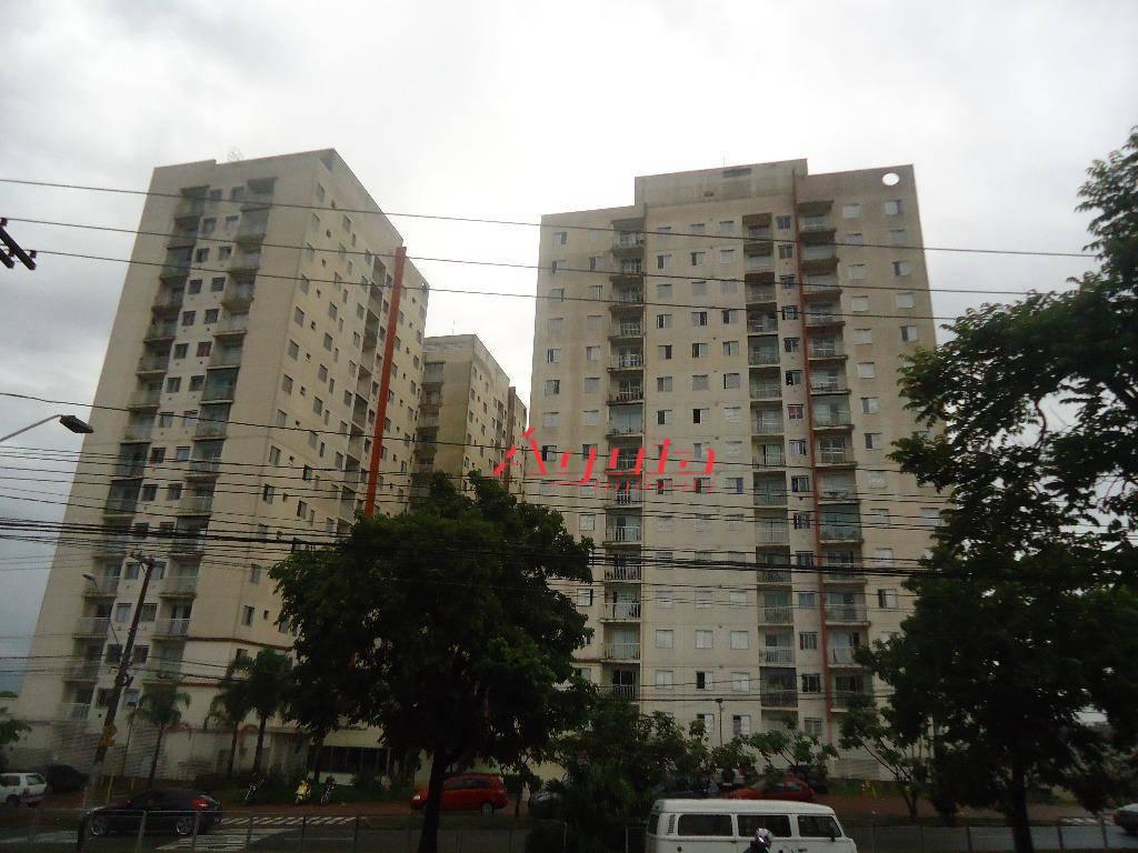 Apartamento residencial à venda, Vila Homero Thon, Santo André.
