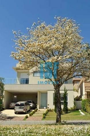 Sobrado com 4 dormitórios à venda, 414 m² por R$ 2.600.000 - Alphaville - Santana de Parnaíba/SP - SO5592.
