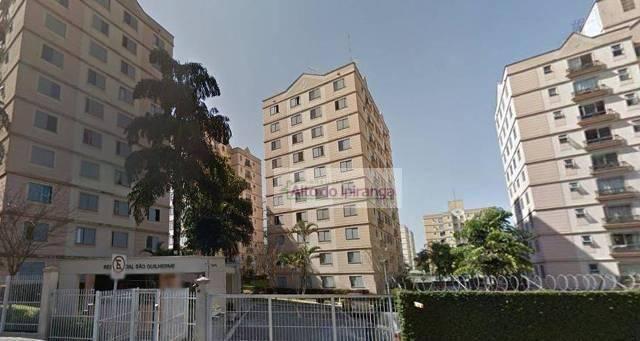 Apartamento de 2 dormitórios à venda em Jardim Santa Cruz (Sacomã), São Paulo - SP