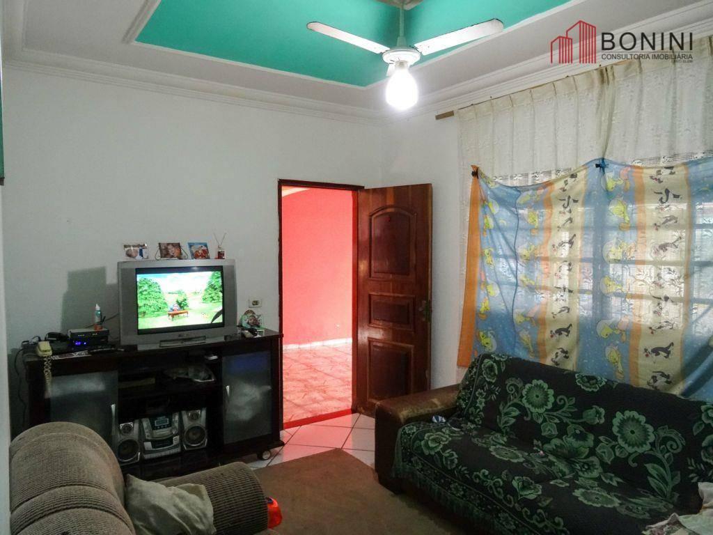 Casa 2 Dorm, Jardim Paz, Americana (CA0189) - Foto 2