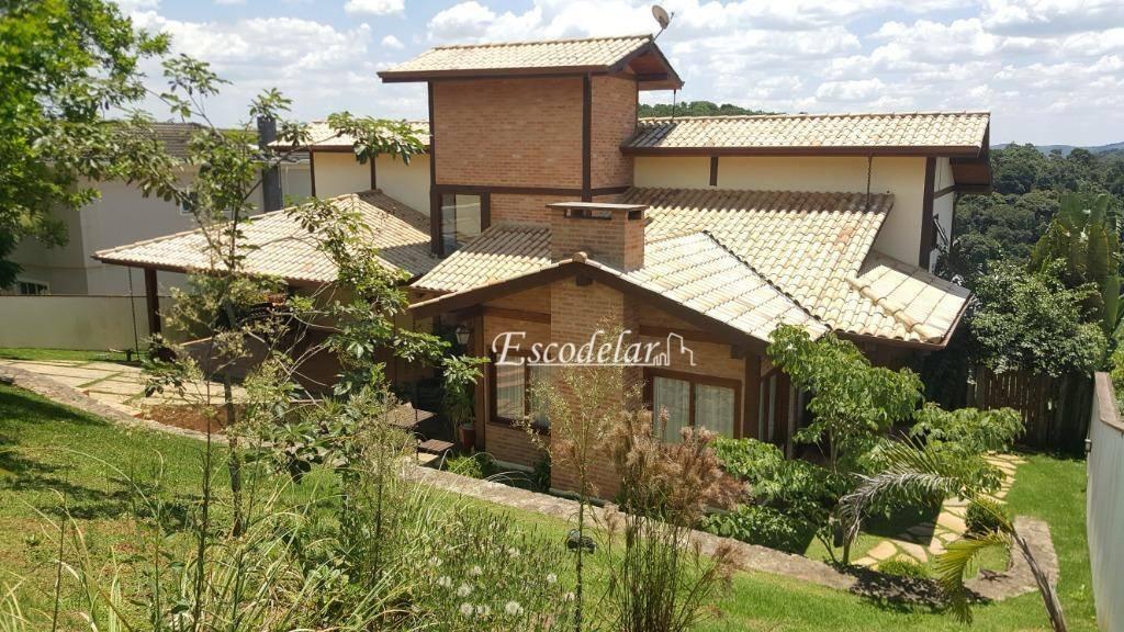 Casa à venda, 324 m² por R$ 2.990.000 - Serra da Cantareira - São Paulo/SP