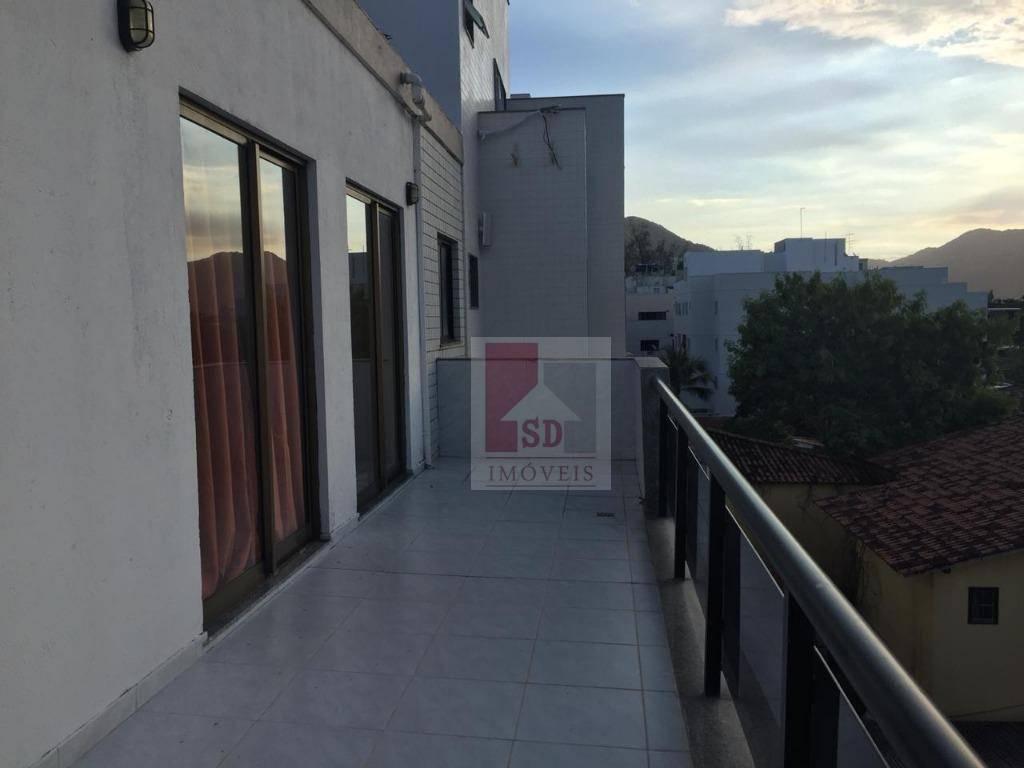Cobertura à venda em Recreio dos Bandeirantes, Rio de Janeiro - Foto 24