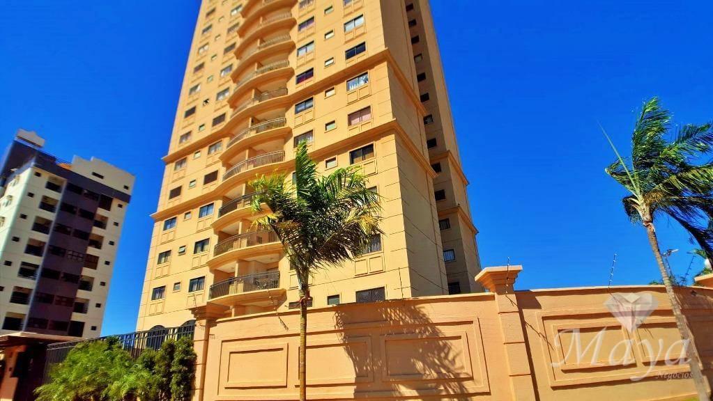 Apartamento 3 Suítes, 87 m² c/ armários na 204 Sul - Tereza Ayres