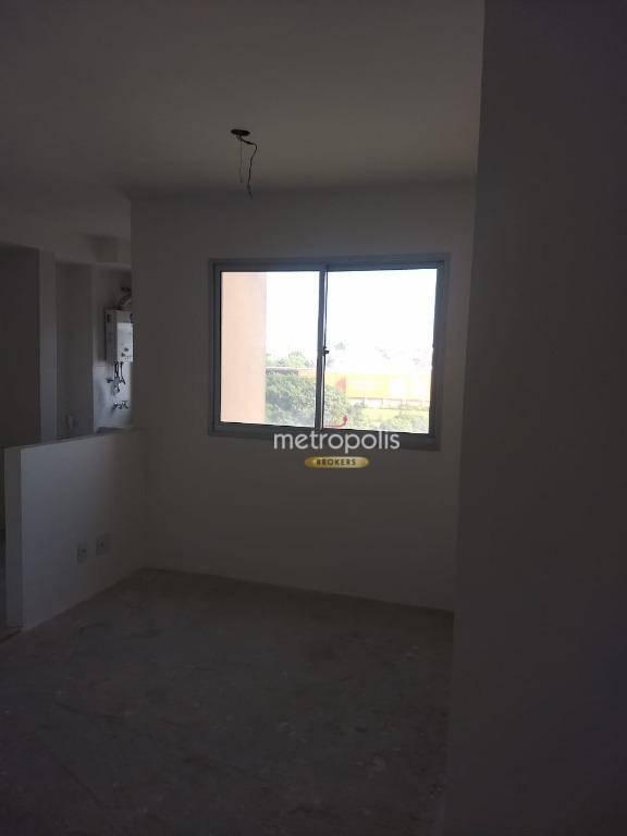 Apartamento com 2 dormitórios à venda, 43 m² por R$ 225.000 - Centro - Diadema/SP