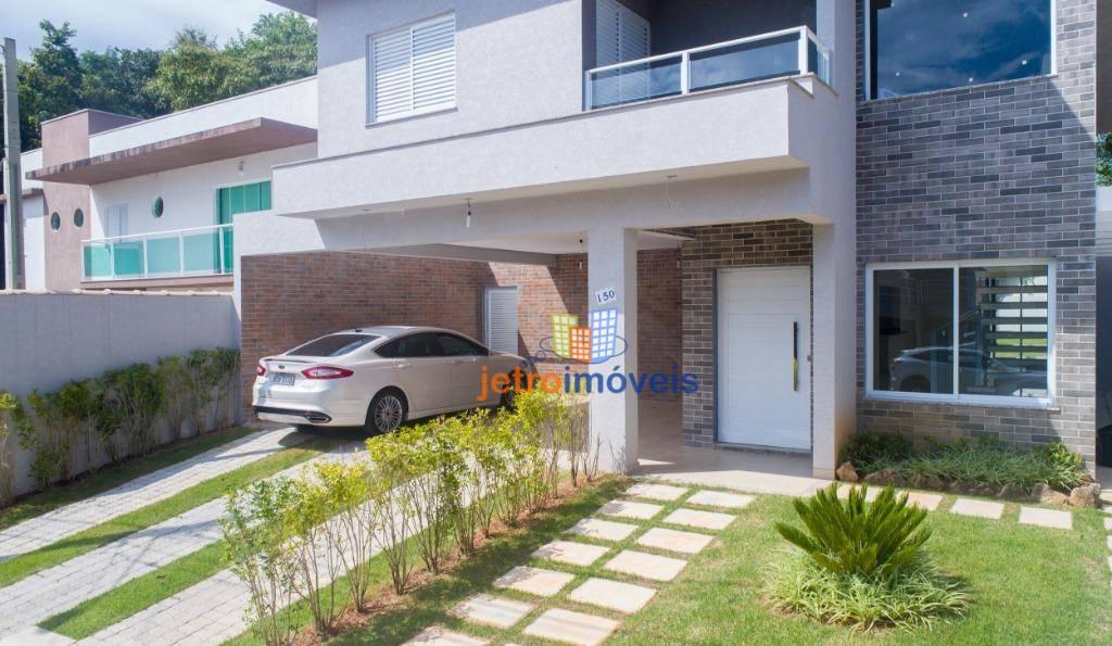 Sobrado com 4 dormitórios à venda, 330 m² por R$ 980.000 - Jardim Maristela - Atibaia/SP