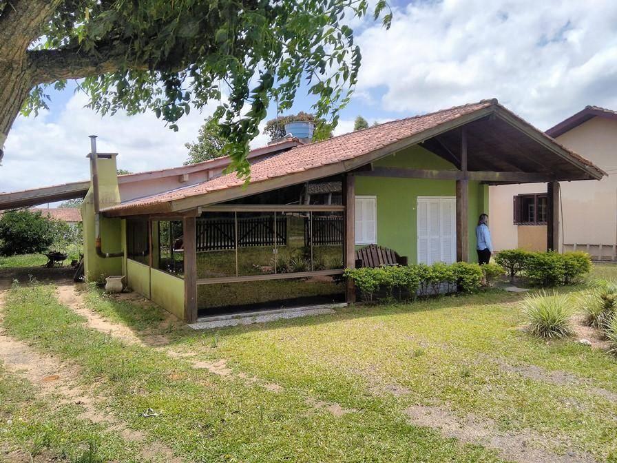 Casa no Condomínio Goufe III, Morro Grande, Viamão.
