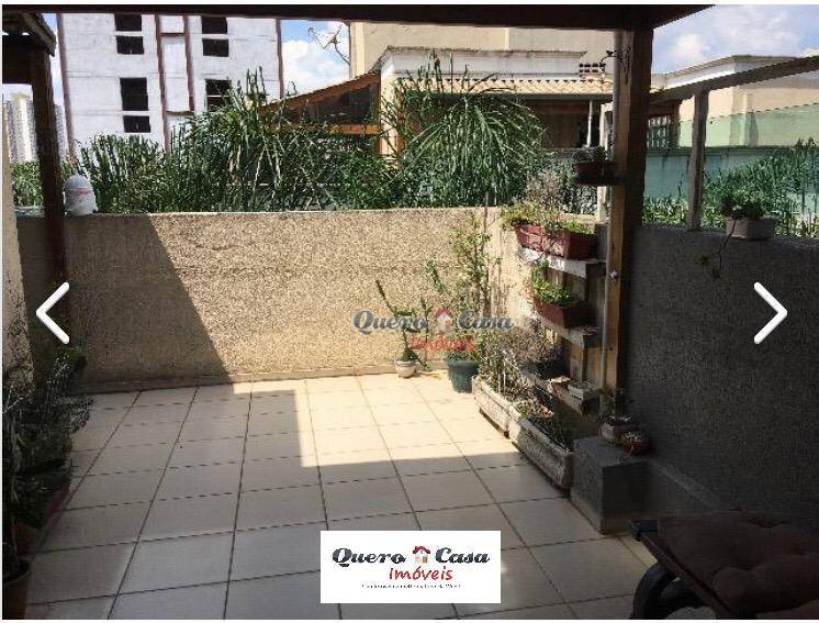 Lindo Apartamento Duplex em Santo André-SP