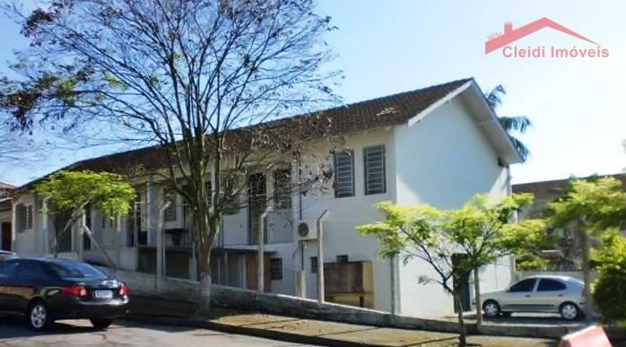 Sala comercial para locação, Saguaçu, Joinville - SA0080.