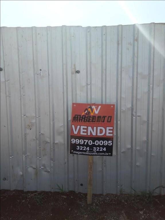 Terreno à venda, 250 m² por R$ 105.000 - Floresta - Cascavel/PR