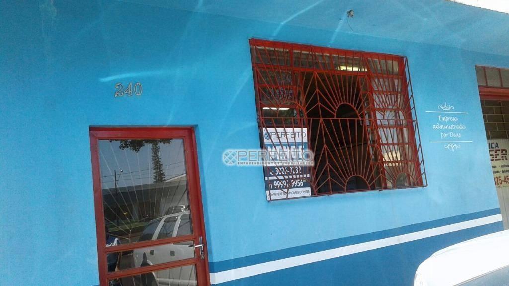 Barracão comercial à venda, Waldemar Hauer, Londrina.