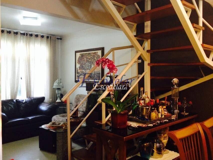 Casa residencial à venda, Parque Renato Maia, Guarulhos - CA0282.