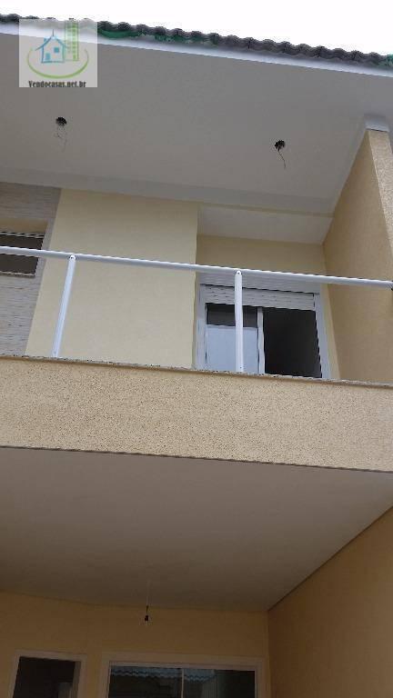 Sobrado de 3 dormitórios à venda em Jardim Cidália, São Paulo - SP