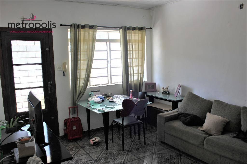 Casa residencial para venda e locação, Olímpico, São Caetano do Sul - CA0145.
