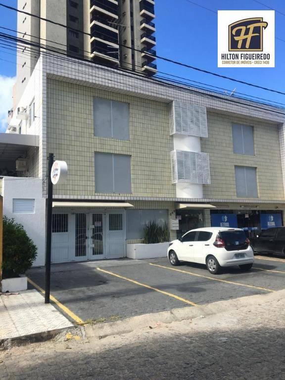 Sala à venda, 67 m² por R$ 220.000 - Tambaú - João Pessoa/PB