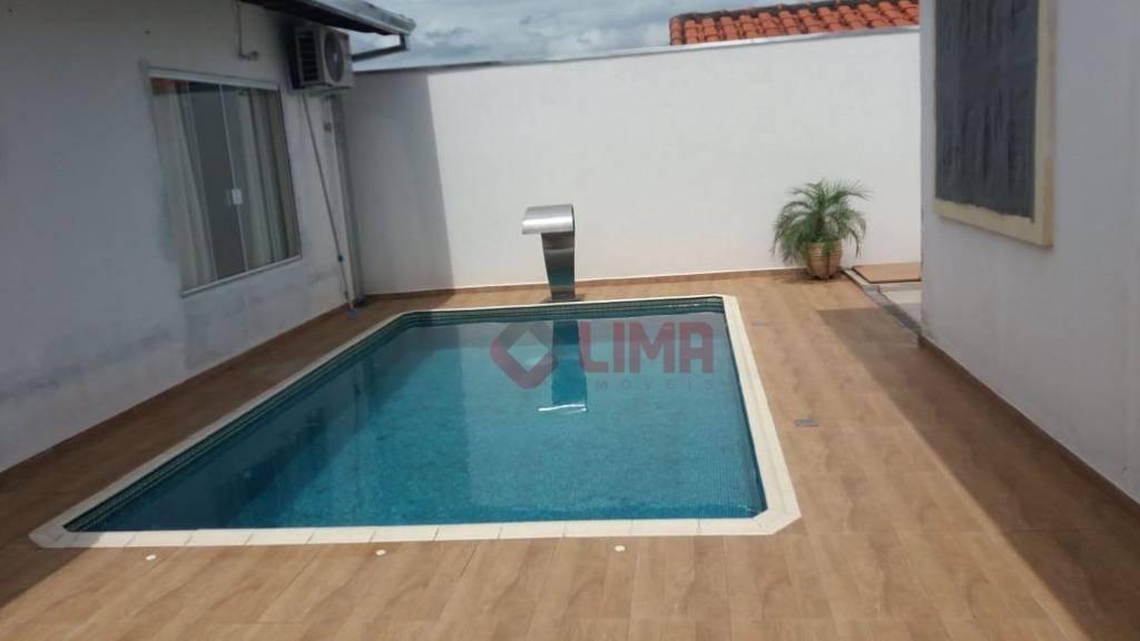 Casa com 2 dormitórios à venda, 90 m² por R$ 300.000 - Núcleo Habitacional Mary Dota - Bauru/SP