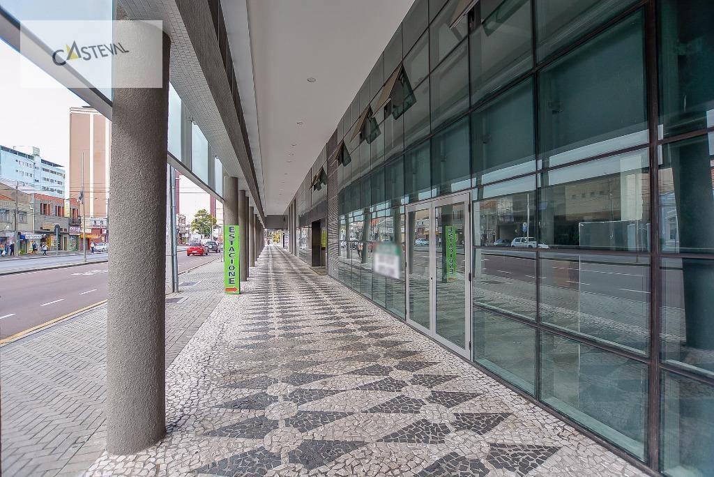 LO0012-CST, Loja, 898 m² para alugar no Centro - Curitiba/PR