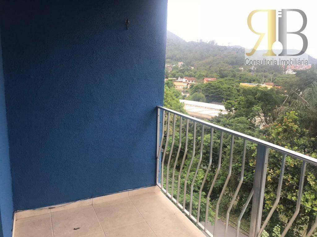 Casa com 2 dormitórios para alugar, 70 m² por R$ 1.500,00/mês - Anil - Rio de Janeiro/RJ