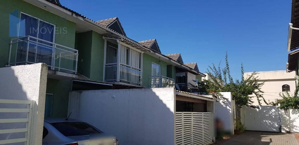 Casa com 3 dormitórios para alugar, 90 m² por R$ 1.500/mês - Maria Paula - São Gonçalo/RJ