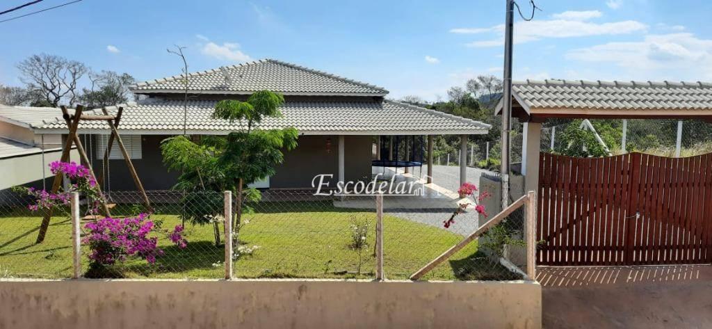 Chácara com 4 dormitórios à venda, 1300 m² por R$ 450.000,00 - Zona Rural - Pinhalzinho/SP