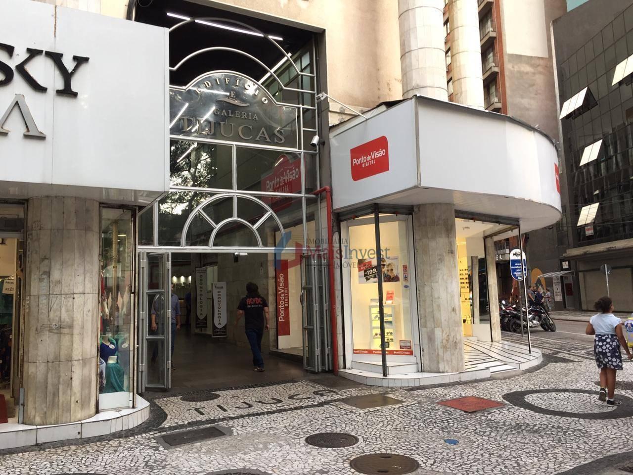 Sala à venda, 32 m² - Centro - Curitiba/PR